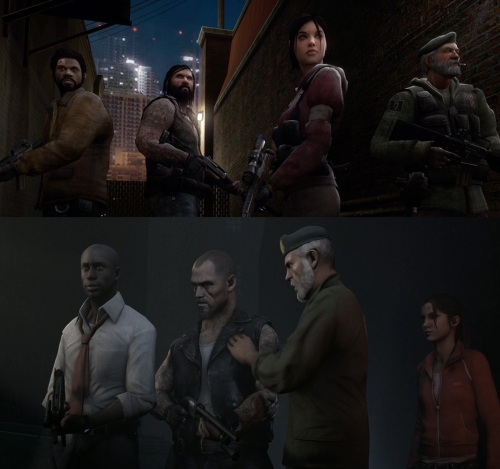 Left-4-Dead-1-Old-New-Comparison
