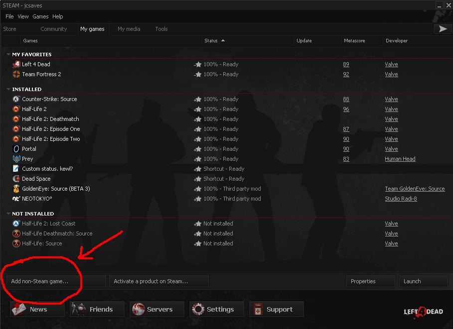 How to Add Any Game to Your Steam Library (Epic, Uplay ...