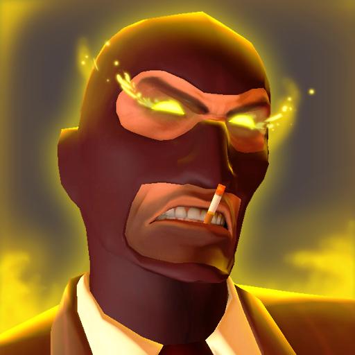 angry spy